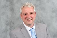Wethouder Eric Geurts